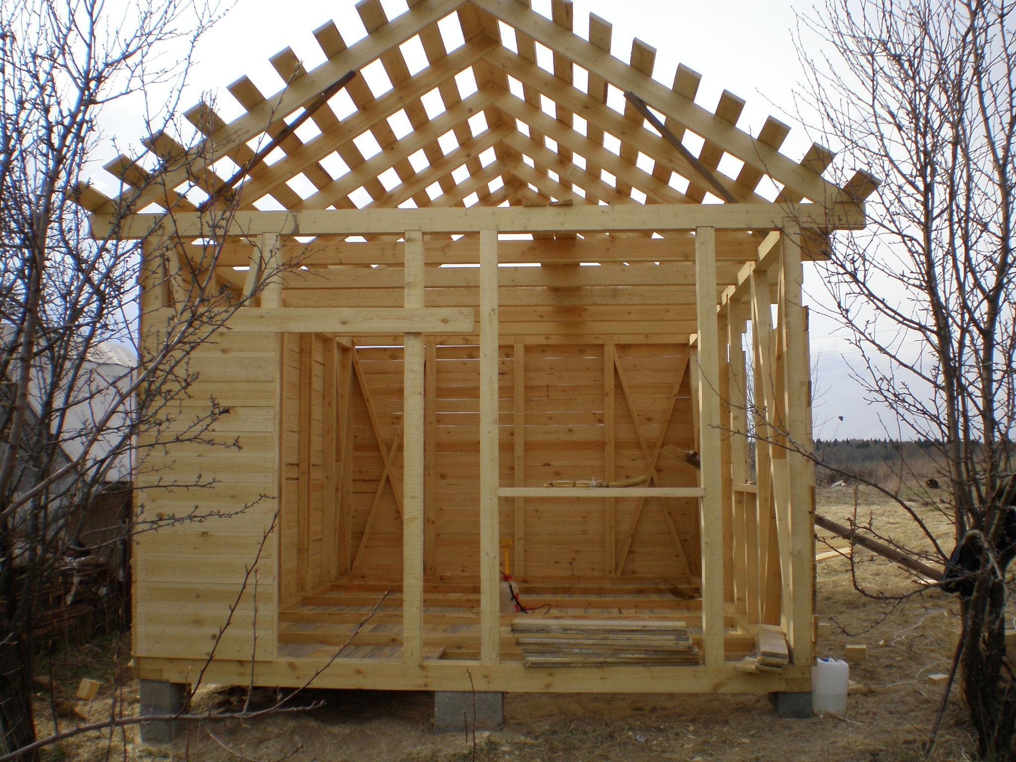 Проекты дачных домиков для 6 соток: фото, описание и требования 28